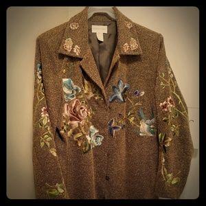 Vintage topper jacket